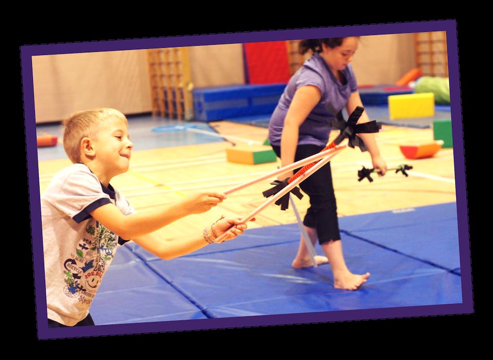 mirabel st-jérôme blainville cirque jonglerie enfant
