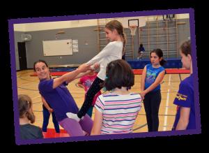 Cirque gymnacirque gymnastique acrobatie mirabel, blainville, st-jérôme