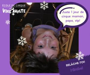 cirque gymnastique relache st-janvier mirabel st-jerome blainville